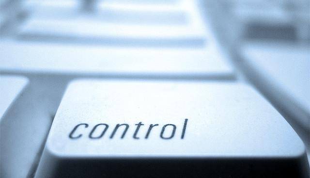 control B2B buying process