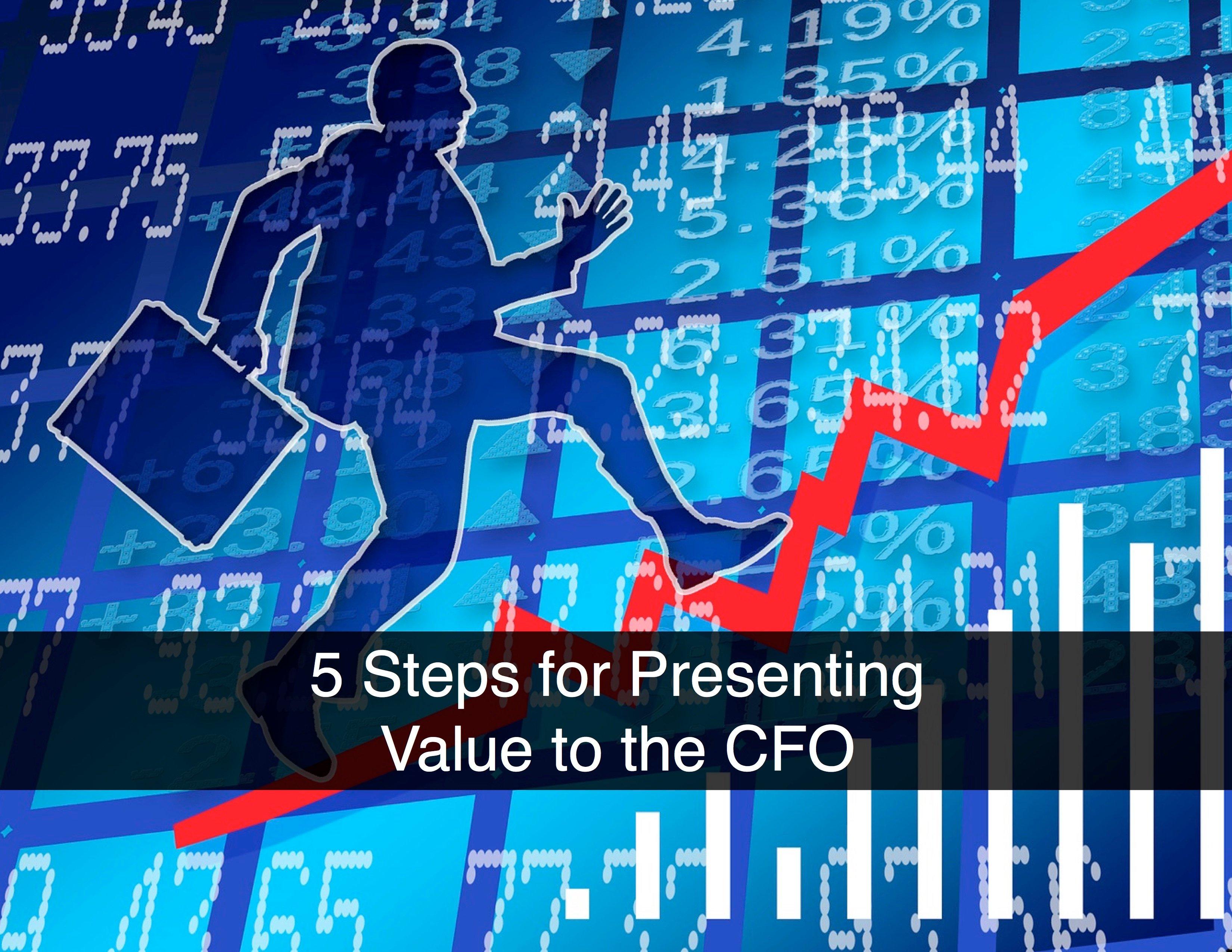 5 Steps CFO