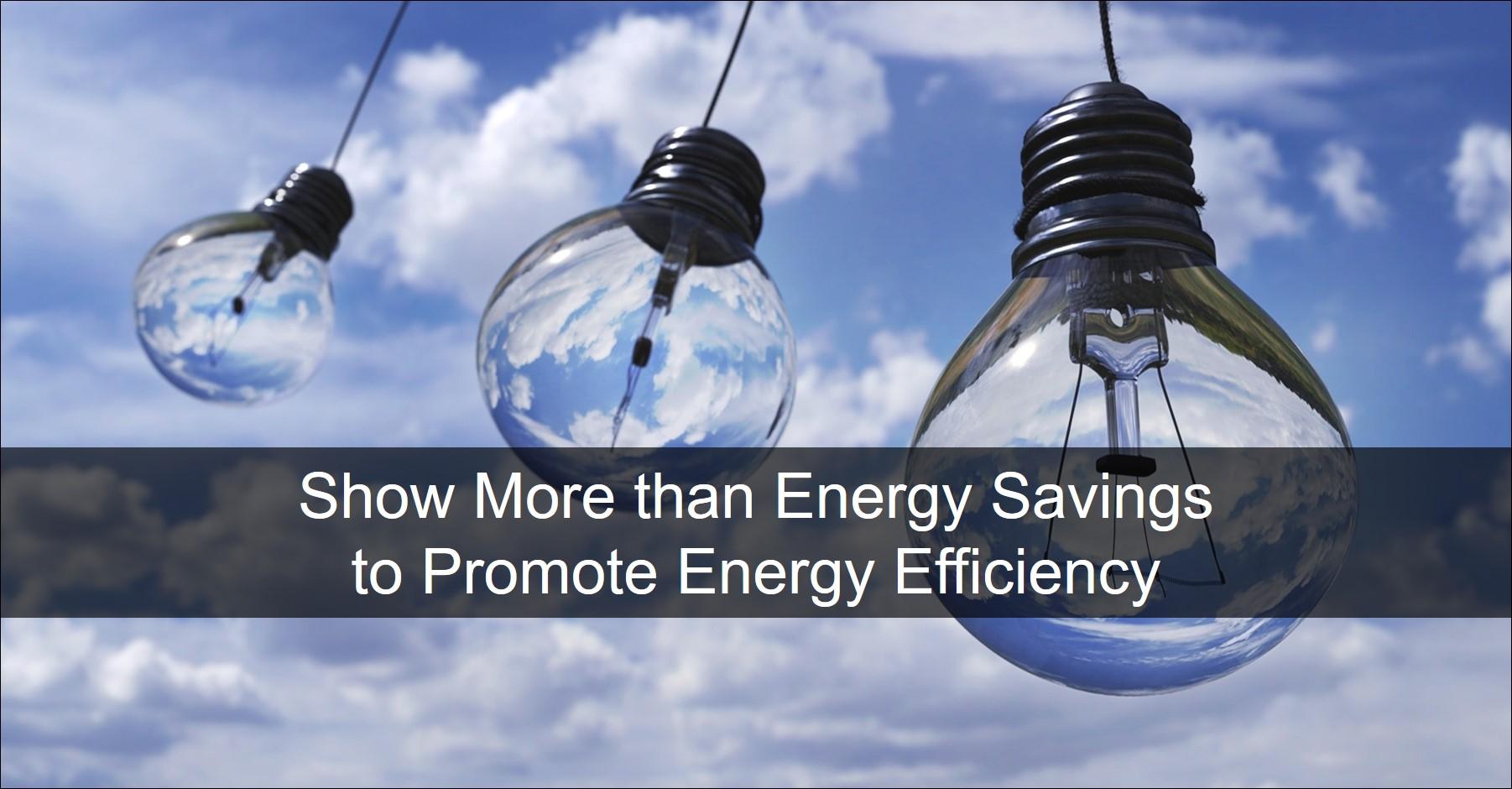 Blog 20190911 - Promote Energy Efficiency