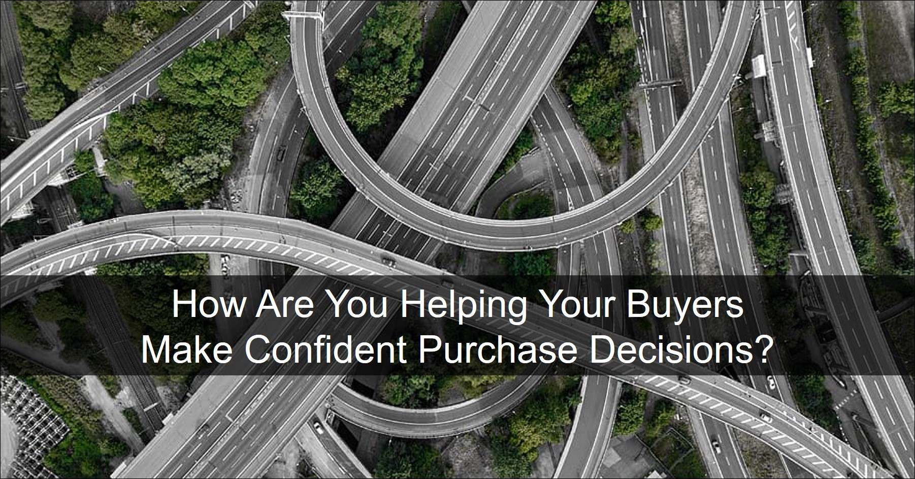 How do you make #b2b buyers see their problem, care about fixing it and confident you can do so #b2bsales