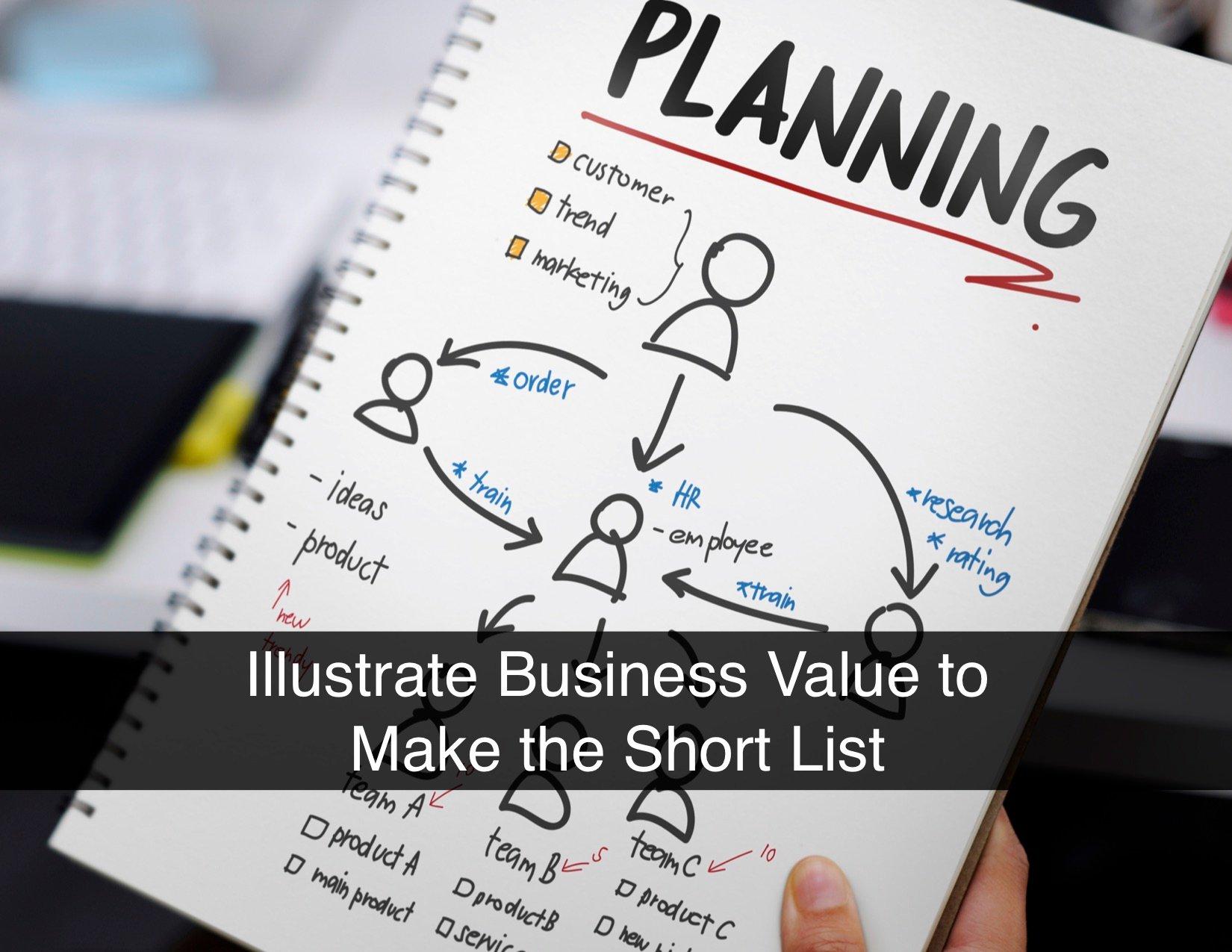 Illustrate Business Value-1