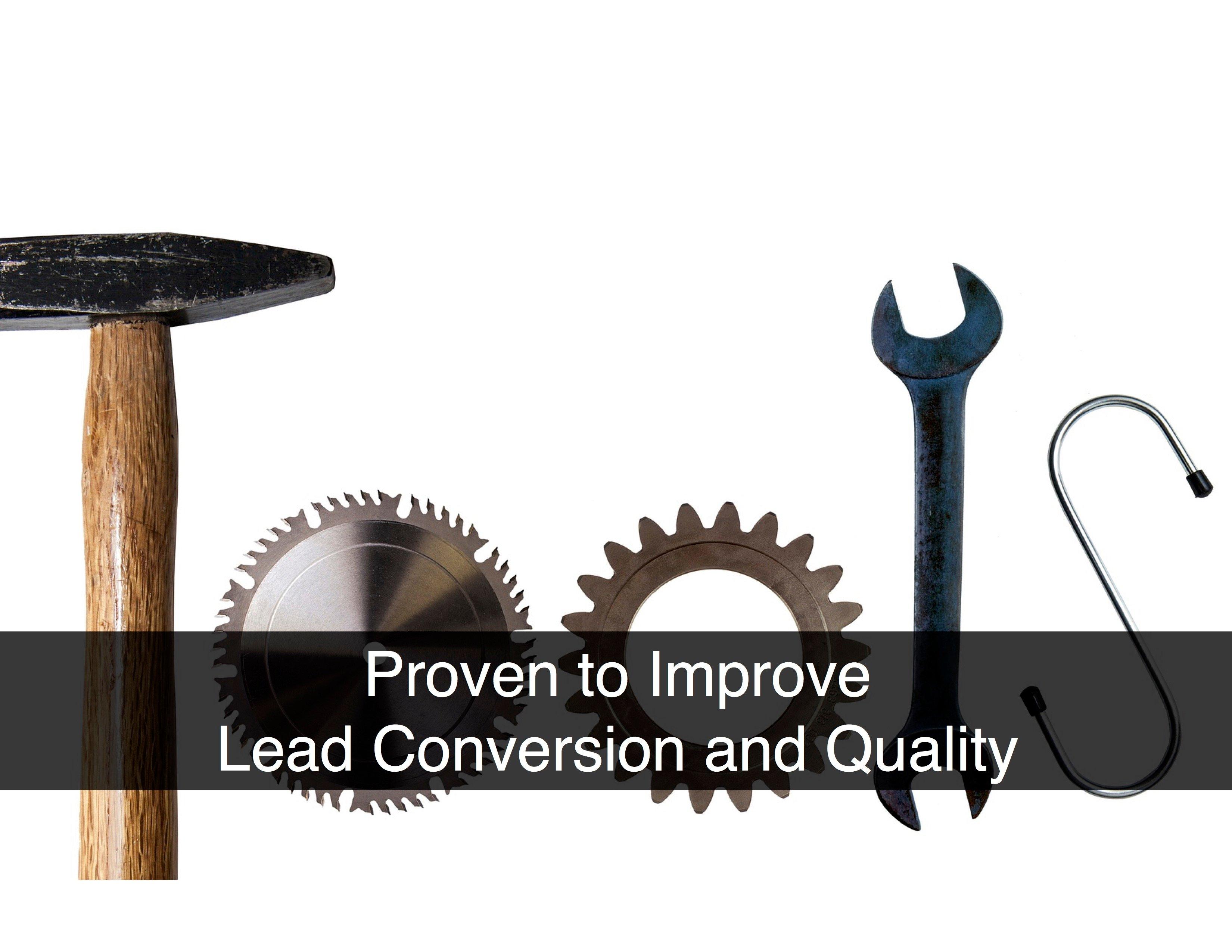 Proven Tools to Improve