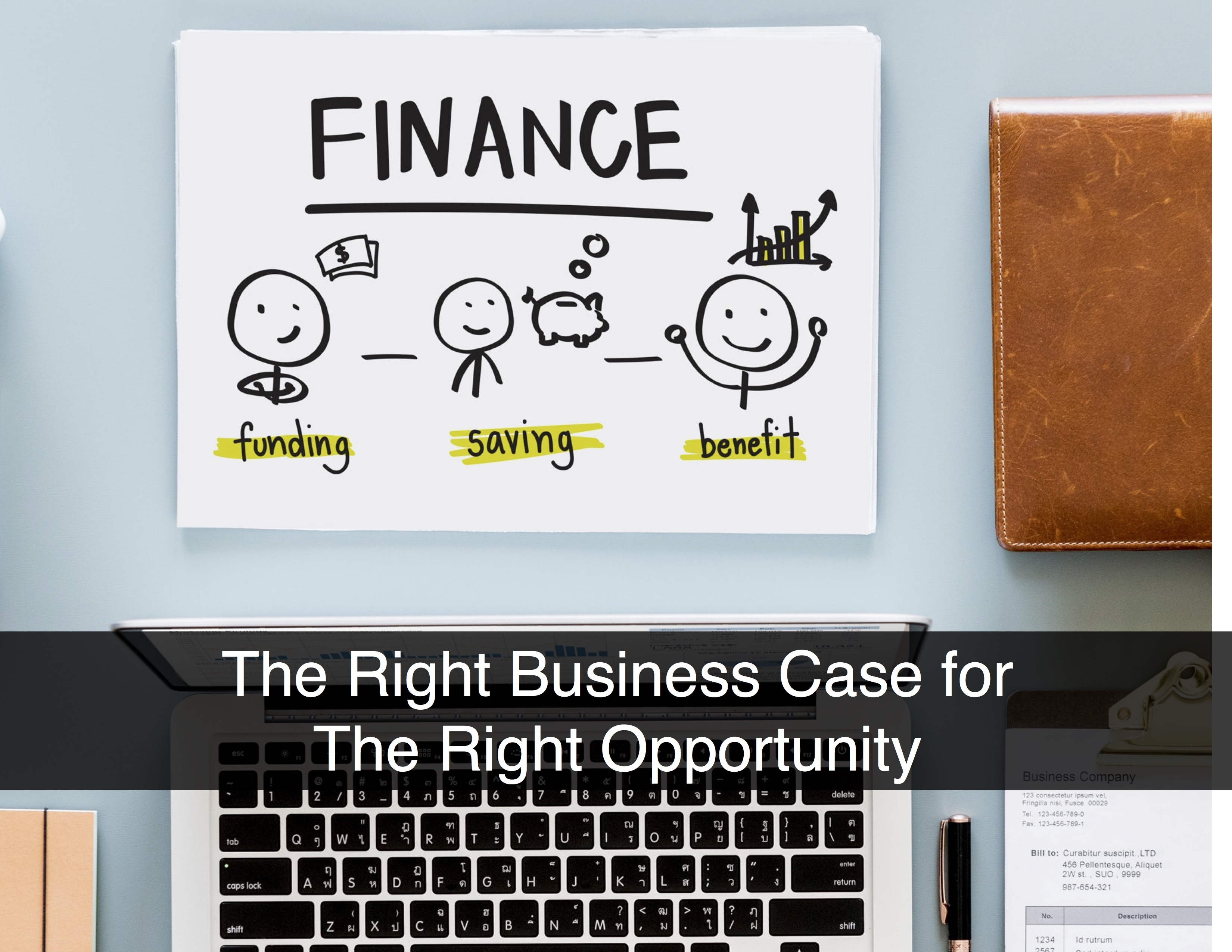Right Business Case