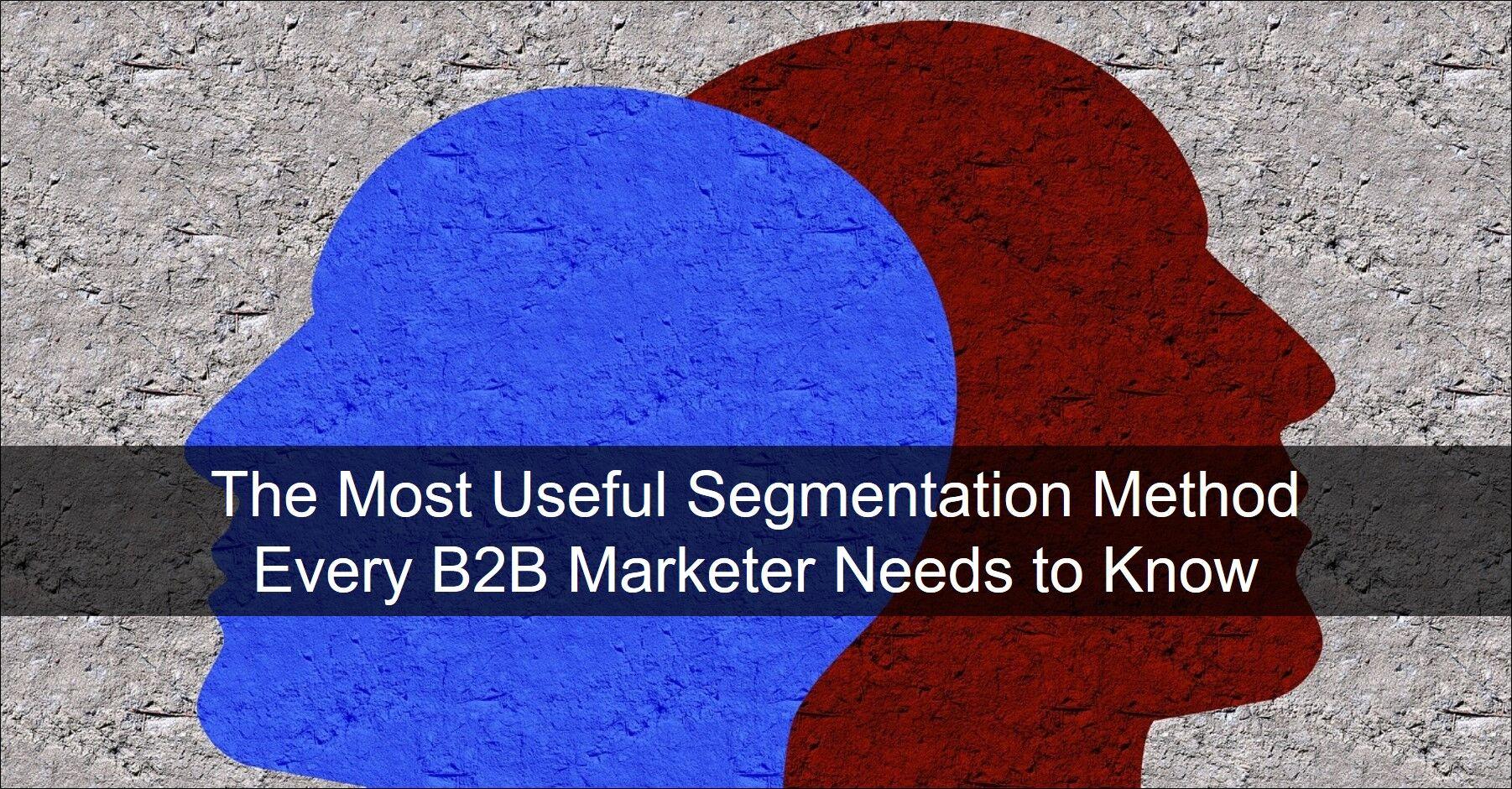 Useful Segmentation Method