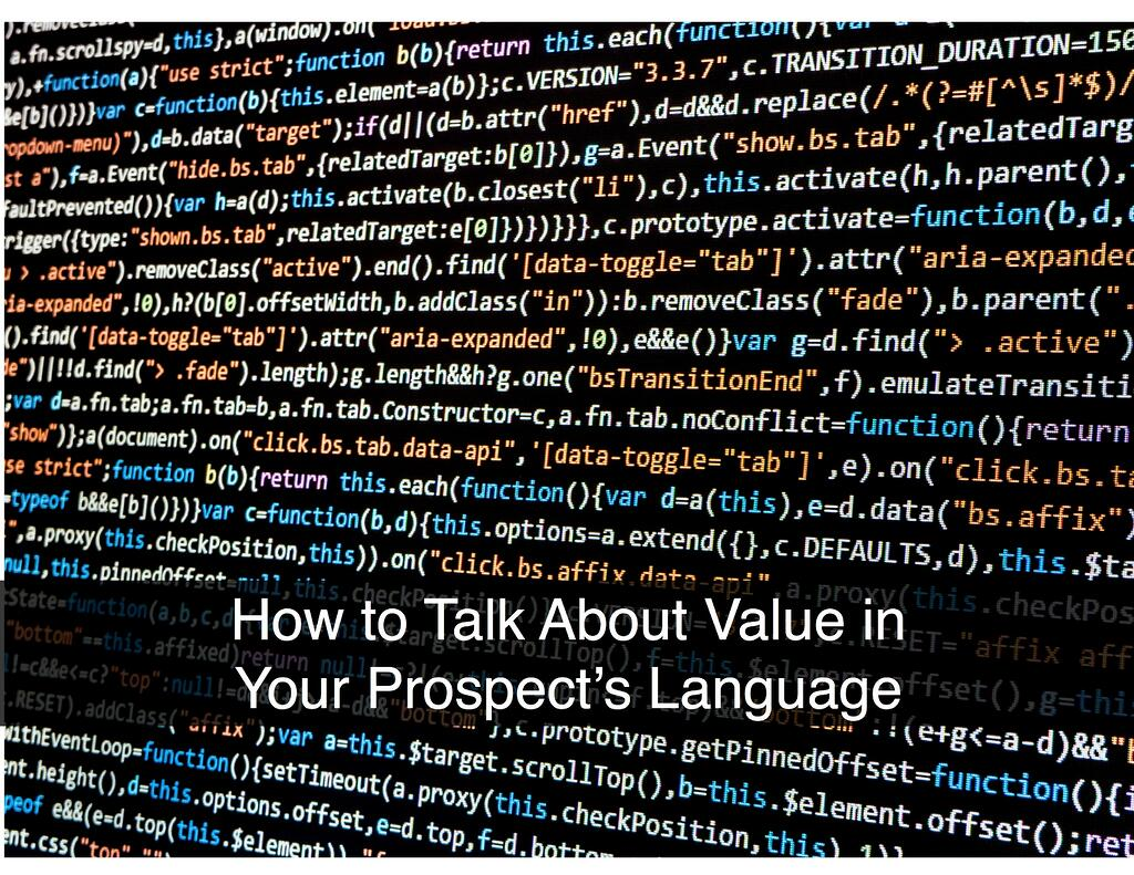 Value in Your Prospect Language.jpg